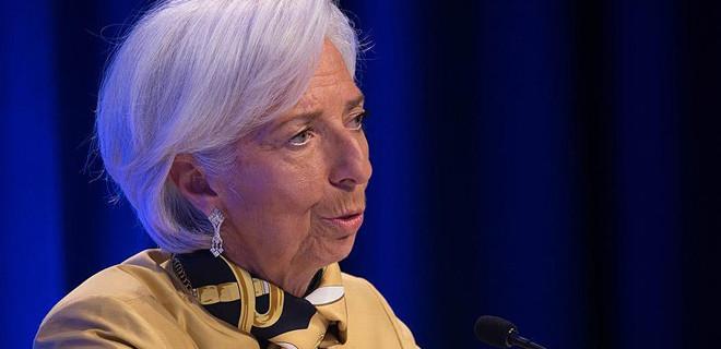 IMF Başkanı Lagarde: Kriz kapıda