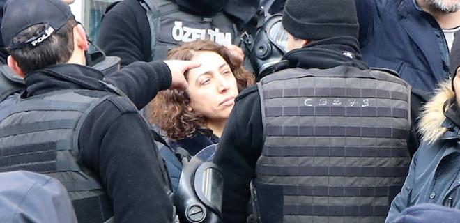 Polisin kolunu ısıran HDP'li vekile soruşturma