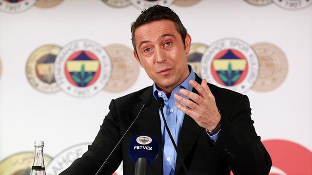Fenerbahçe Kulübü Başkanı Koç: Yıldırım Demirören'in devam etmemesi gerekir