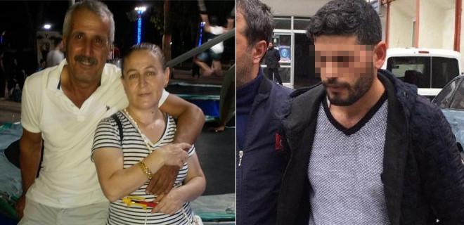 Mersin'de kan donduran vahşet! Komşu kadının boğazını kesip bileziklerini çaldı