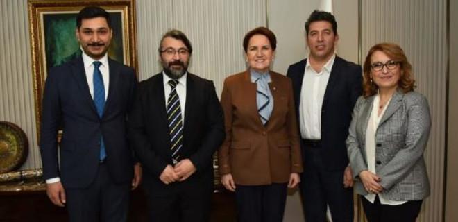 Ünlü oyuncu Emre Kınay İYİ Parti'den aday oldu!