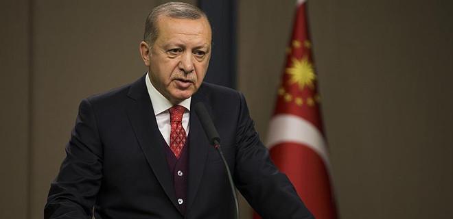 Cumhurbaşkanı Erdoğan'dan göç açıklaması!