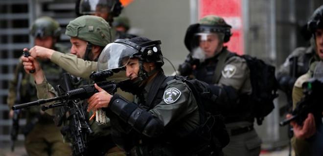 İsrail askerleri terör estirmeye devam ediyor