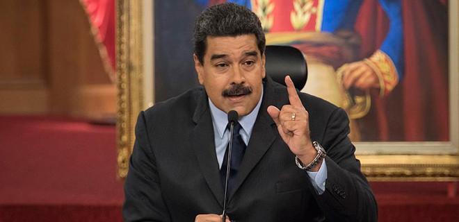 Venezuela, Kolombiya sınırını kapattı!