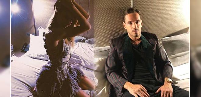 Şeyma ve sevgilisi aynı yatakta poz verdi!