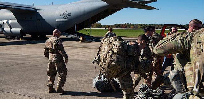 ABD bin asker daha gönderiyor...