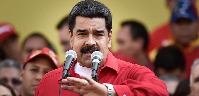 Venezuela'da siyasi kriz derinleşiyor!