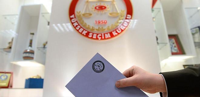 YSK'dan oy pusulası kararını değiştirdi…