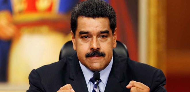 Venezuela'dan ABD'li diplomatlara 72 saat süre!