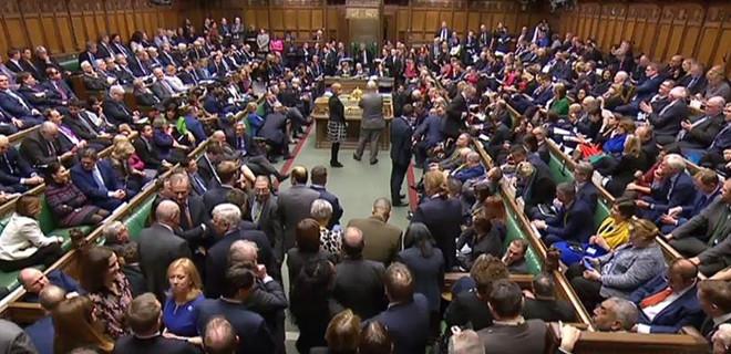 'İkinci Brexit referandumu' önerisi reddedildi!