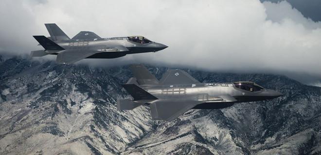 'F-35'lerle ilgili flaş gelişme!