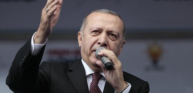 Erdoğan: Be namussuz Yeni Zelanda nire, İstanbul nire!