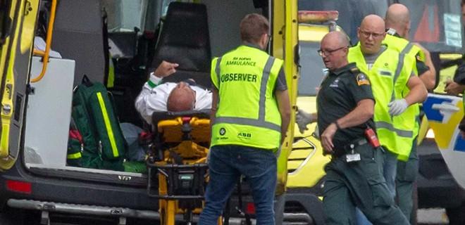Yeni Zelanda'daki terör saldırısında ölü sayısı arttı!