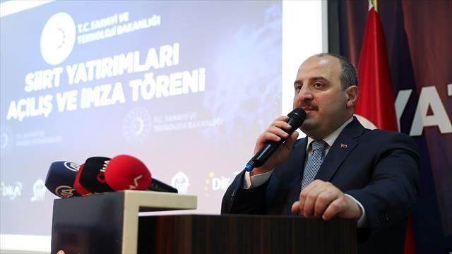 Bakan Varank: Musallat olmuş teröristleri buralardan temizleyip attık