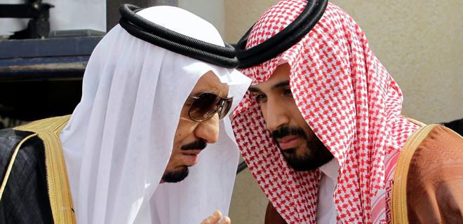Veliaht Prens'in yetkileri azaltıldı…
