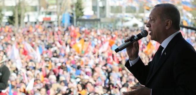 Erdoğan: Satılan birisi varsa sensin