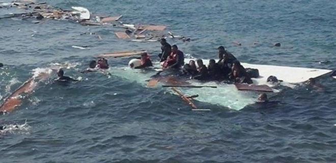Dicle Nehri'nde tekne battı, en az 40 kişi öldü!
