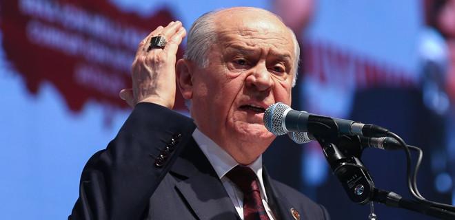Devlet Bahçeli'den Kılıçdaroğlu'na sert sözler