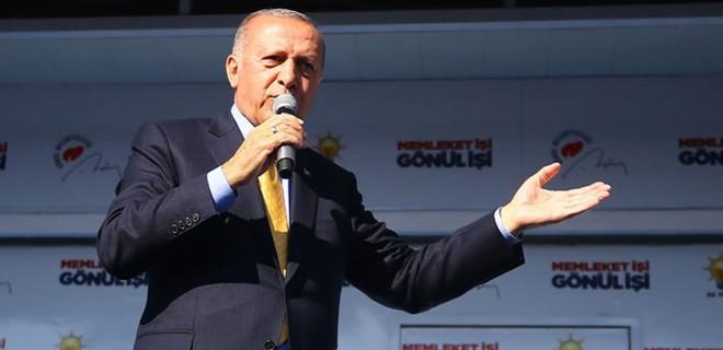 Erdoğan'dan Amasya'ya müjdeli haber