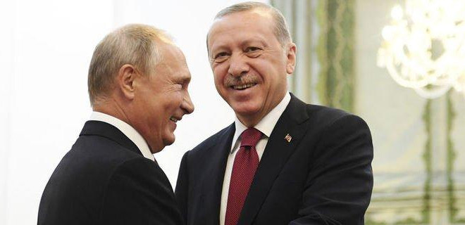 Erdoğan 8 Nisan'da Rusya'ya gidecek
