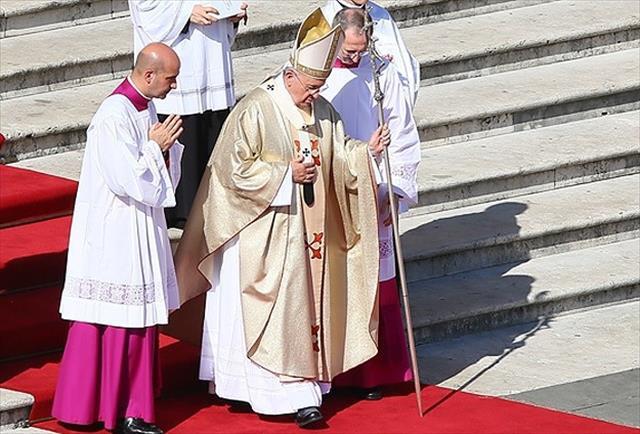 Papa Franciscus Türkiye'ye geliyor