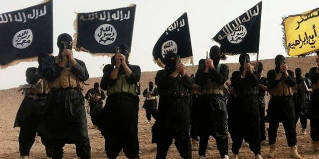 IŞİD 3 koldan oraya saldırıyor!
