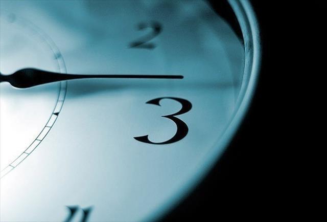 26 Ekim'de saatler geri alınacak