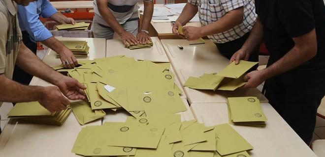 Kartal ve Kadıköy'de görevlilere seçim soruşturması…