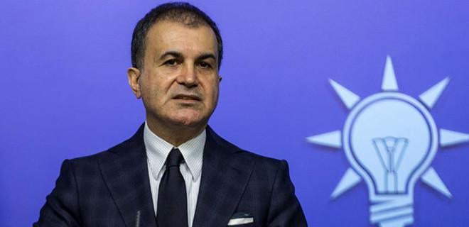 AK Parti Sözcüsü Çelik'ten seçim açıklaması: Sürecin İstanbul'da berraklaşması lazım