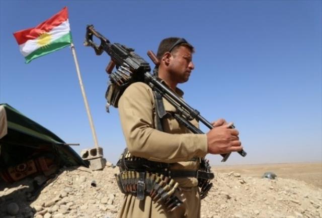 Kobani'ye 200 peşmerge gidecek