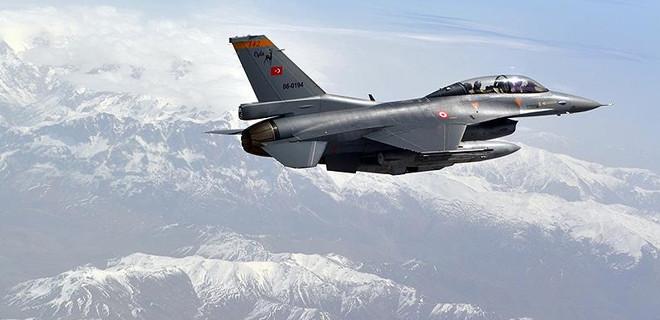 MSB duyurdu: PKK hedefleri imha edildi!