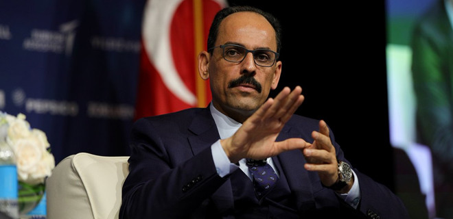 İbrahim Kalın'dan çok net mesaj: ABD, Türkiye'yi kaybetmeyi göze alamaz...