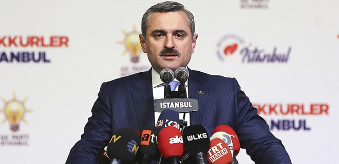 Ak Parti İl Başkanı Şenocak'tan flaş açıklamalar
