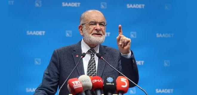 Karamollaoğlu'ndan İstanbul açıklaması