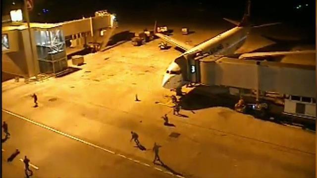 FETÖ'nün Atatürk Havalimanı'nı işgal girişiminin yeni görüntüleri ortaya çıktı