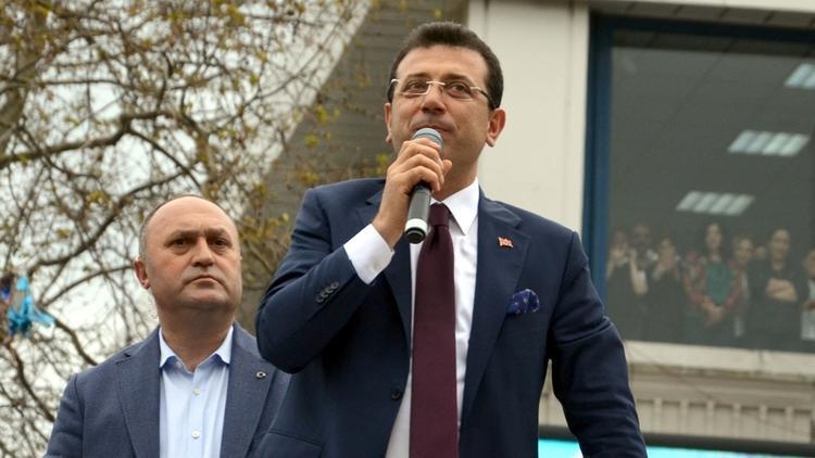 İşte Ekrem İmamoğlu'nun ilk sözleri: Teşekkürler İstanbul