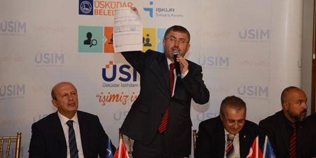 Üsküdar Belediye Başkanı Hilmi Türkmen: Fazla tolerans azdırıyor