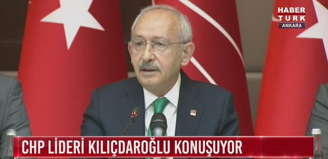 Kılıçdaroğlu'ndan YSK'ya 'KHK' çağrısı