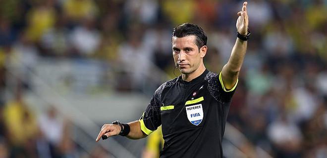 Süper Lig'de haftanın hakemleri açıklandı! Ali Palabıyık'a maç verilmedi