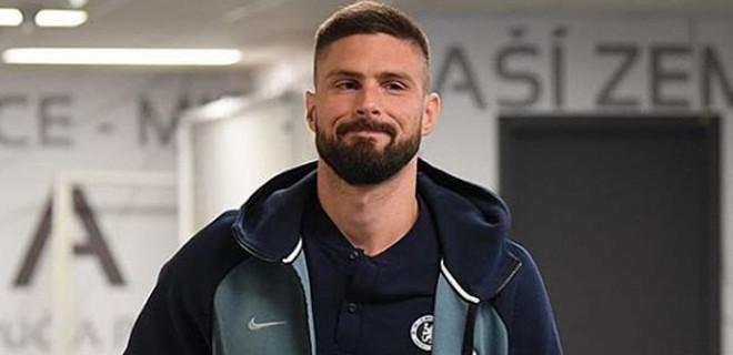 Giroud'dan Fenerbahçe'ye mesaj!