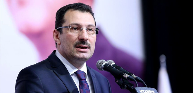 Ali İhsan Yavuz: Tam 19 bin 742 kişi...