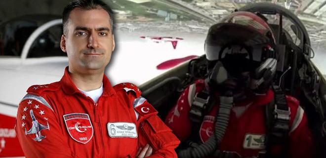 Bir ilki başardı! Türk pilot tarihe geçti...