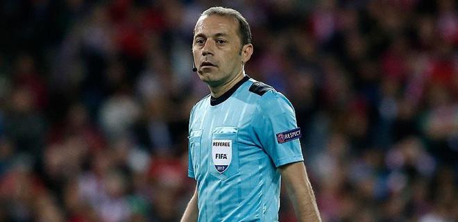 Galatasaray - Başakşehir maçının hakemi açıklandı!