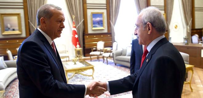 Cumhurbaşkanlığı'ndan CHP Lideri'ne davet