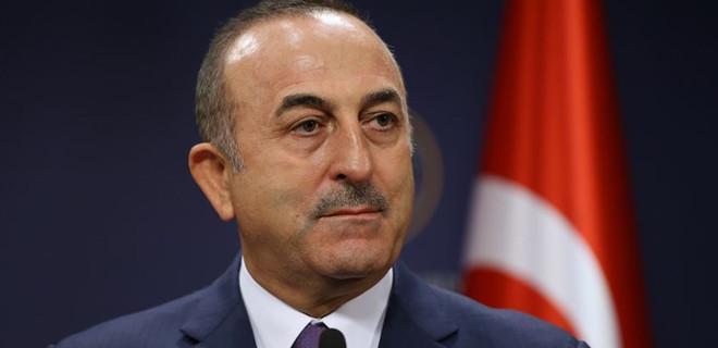 Dışişleri Bakanı Çavuşoğlu'dan BM ve AB'ye Doğu Akdeniz mektubu