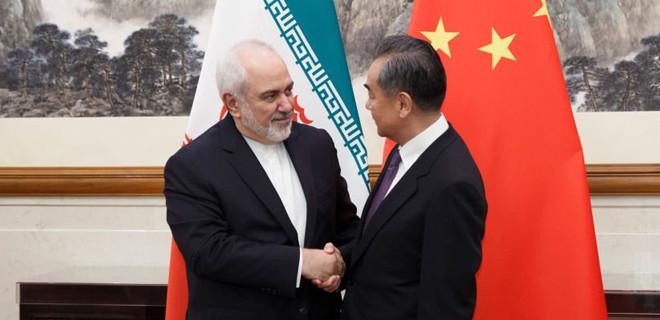 Çin'den İran'a destek mesajı...
