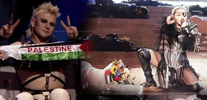 Madonna ve İzlanda'dan