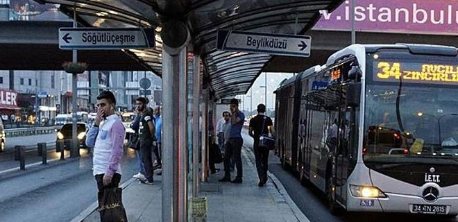 İstanbul'da bugün toplu ulaşım ücretsiz!