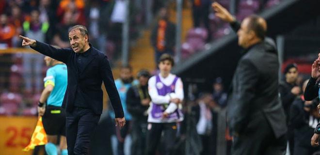 Başakşehir'den G.Saray maçı öncesi paylaşım!