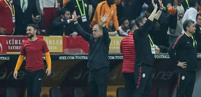 Süper Lig'in kralı: Fatih Terim!